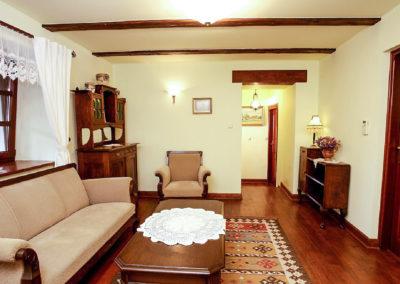 duży pokój apartament