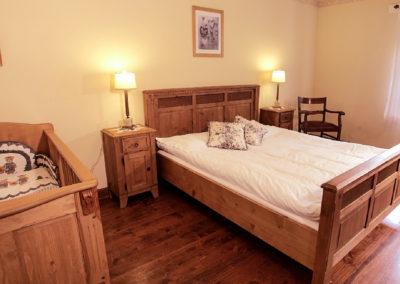 sypialnia i pokój rodzinny