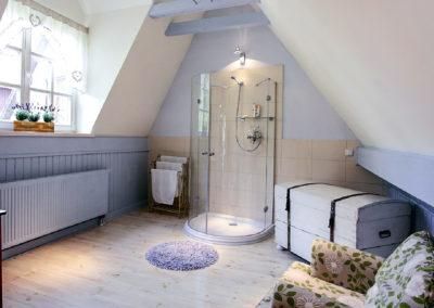 łazienka dom na mazurach
