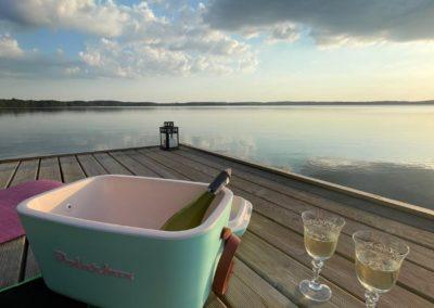 szampan-pomost-jezioro-gołdapiwo
